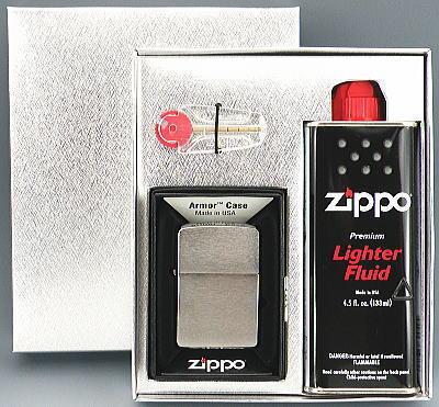 【プレゼントに最適】アーマーケース #162 ZIPPO ギフトセット zippo ライター /ジッポ−ジッポ lighter【楽ギフ_包装選択】