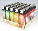 【新CR対応】TTS社 アイリス 使い捨て やすりライター 100円ライター 50本