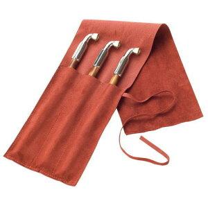 【浅草 柘】煙管入巻上三本用 煙管入れ キセル入れ