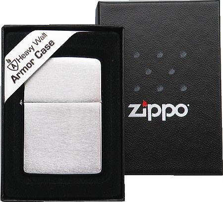 【数量限定】 ARMOR アーマー #162 クロームサテン ギフト zippo ジッポ ライター ZIPPO ジッポライター ジッポーライター lighter