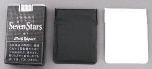 ミニタイプ 携帯灰皿 モバイルアッシュトレイ 替え携帯灰皿 ミニ 黒&白 1個 ニッシン ポケハイ ポケット灰皿