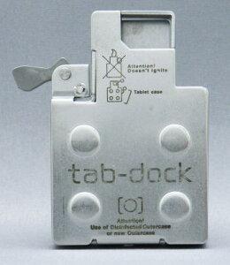 【送料無料 おまけ付】tab-dock タブドック ZIPPO ジッポ やオイルライターをミントケースに大変身!タブドグ