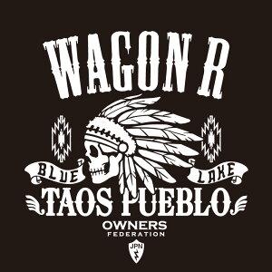 カッティングステッカー スズキ(SUZUKI)ワゴンR WAGONR apache 車 カー ステッカー かっこいい おしゃれ アクセサリー シール ガラス オーダーメイド 転写[◆]
