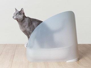 OPPOオッポToiletScreenトイレスクリーン猫用トイレ