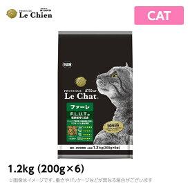 プロステージ ル・シャット ファーレ 1.2kg(200g×6)下部尿路の健康維持 成猫(キャットフード ドライ ペットフード )