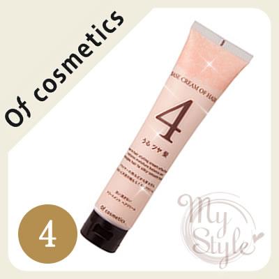 オブコスメティックス ベースクリーム オブ ヘア 4 <115g>洗い流さないトリートメント of cosmetics