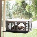 KH EZ MOUNT PENTHOUSE GRAY/BLACK EZマウント ペントハウス ハウスタイプ(窓) 【送料無料】(エアバギー 猫 ペット…