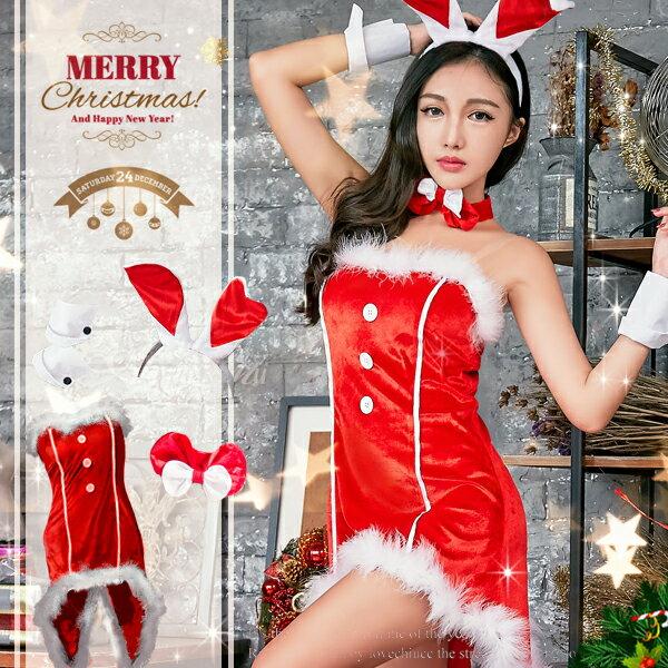 セクシー サンタ コスプレ 大人 サンタ バニー 仮装 クリスマス 衣装 クリスマス 可愛いコスプレ ハロウィンコスプレ ハロウィン仮装 クリスマスコスチューム パーティ ミニスカサンタ 余興