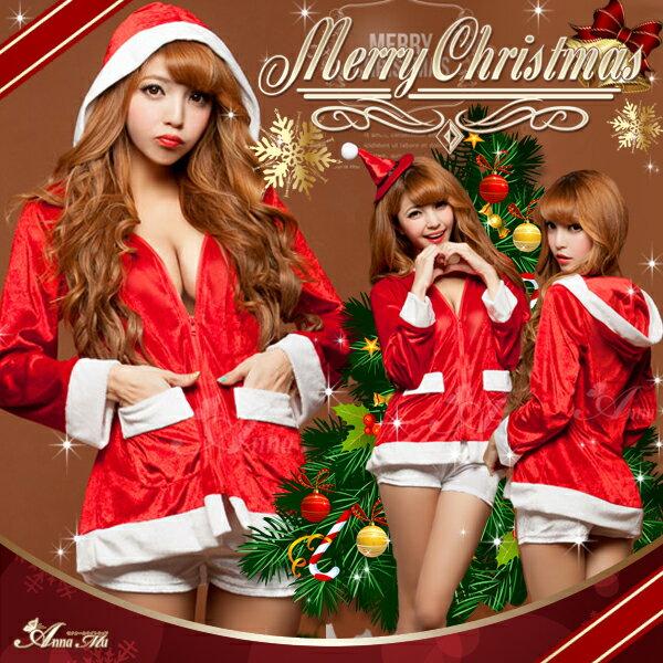 サンタ コスプレ 大人 クリスマス コスチューム レディース 可愛いコスプレ サンタクロース 衣装 クリスマスコスチューム パーティ ミニスカサンタ 余興