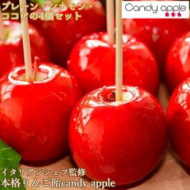 イタリアンシェフ監修の本格りんご飴candyapple