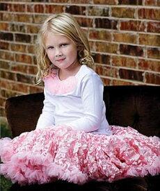 ふわふわスカートOopsyDaisyBaby / ウープシーデイジーベビー ピンクレース・プティペティコートスカート Pink Lace Hot Pink Pettie Pettiskirt【お誕生日】【パーティー衣装】【ダンス衣装】【ピンク】【誕生日】【衣装】【記念日】【あす楽対応_関東】