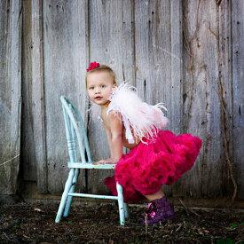 SALE☆OopsyDaisyBaby / ウープシーデイジーベビー ラズベリーペティコートスカート Raspberry【お誕生日】【パーティー衣装】【ダンス衣装】【あす楽対応_関東】