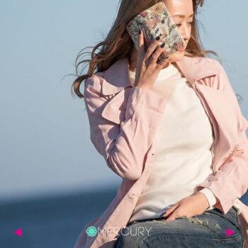 iPhone7手帳型iPhone6手帳型【マンダリン手帳ケース3種】花柄iPhoneseアイフォン6アイフォン7iPhone5sスマホケースiPhone/iPhoneケース女性かわいいエスニック