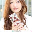 春1番♪iphone7/iphone7 Plus 手帳型 ケース【 ポピー花柄 手帳ケース】ピンク かわいい iPhone6s ケース iPhone6s Plu...