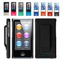 iPod nano 7 ケース クリップ ハード カバー Apple アイポッド ナノ 画面を守る PC スライド オーディオケース iPodna…