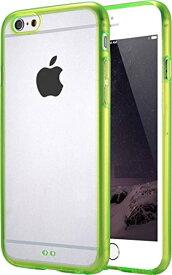 iPhone6 Plus スマホケース 5.5 クリスタル エアー ケース アイフォン iPhone 6S プラス 薄型 軽量 2重構造 TPU PC 保護 キャップ一体型 イヤホン ジャックカバー 落下防止 ストラップ フィルム 2点セット【送料無料】ポイント消化