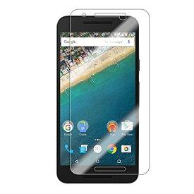 Google Nexus 5X 近接センサー対応 液晶保護フィルム LG Nexus5X 2015年発売モデル docomo Y!mobile Simフリー 対応 自己吸着式 SCREEN GUARD コーティング スクリーンガード画面保護【送料無料】ポイント消化