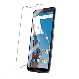 Google Nexus6 フィルム 保護 シート 画面保護 指紋防止 ネクサス6 simフリー Y!mobile ワイモバイル Nexus 6 クリア 2枚セット【送料無料】ポイント消化