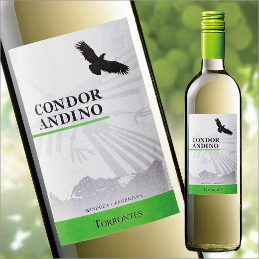 コンドール・アンディーノ・トロンテス[白ワイン][ワイン][白:辛口] 【7776110】