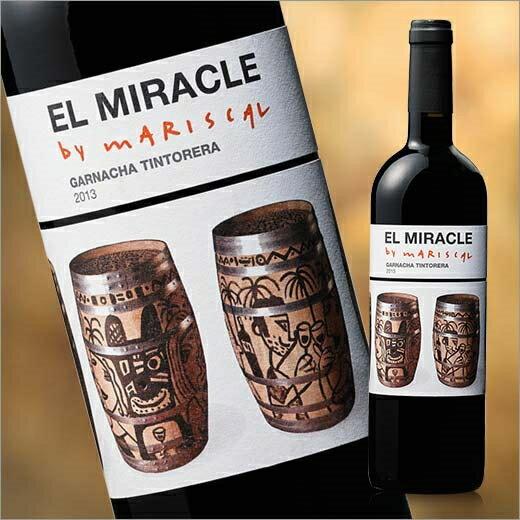 エル・ミラクル・バイ・マリスカル13(2013)(DOバレンシア)(赤・FB)750ml[赤ワイン][赤:フルボディ]【7783223】