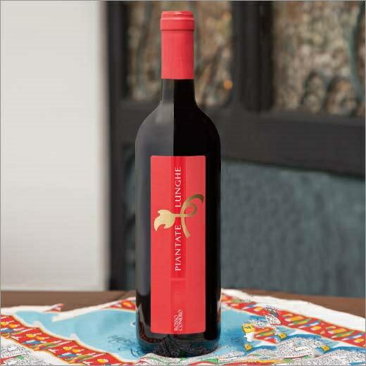 ピアンターテ・ルンゲ・ロッソ・コーネロ'14 (DOCロッソ・コーネロ/赤・FB)750ml [赤ワイン][赤:フルボディ]【7781115】