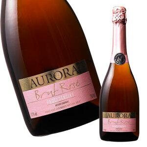 オーロラ・スパークリング・ロゼ[スパークリングワイン][ワイン][ロゼ:辛口:発泡] 【7775379】