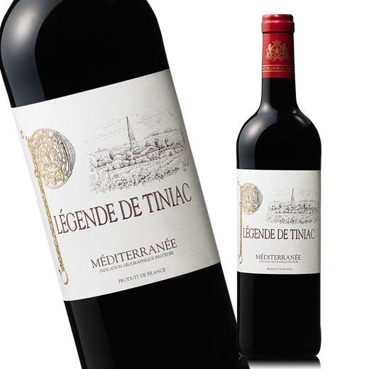 レジェンド・ド・ティニャック'16(IGPメディテラネ 赤 フルボディ)[赤ワイン]【7783519】
