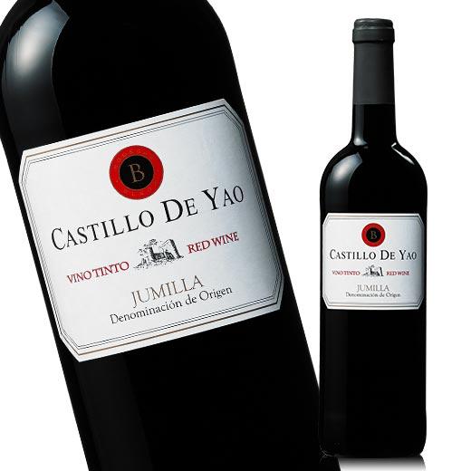 カスティージョ・デ・ジョー(DOフミリヤ 赤 フルボディ)[赤ワイン]【7786024】