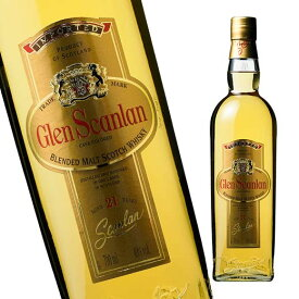 【送料無料】グレン・スカラン ピュアモルト 21年(スコットランド) 700ml ウイスキー ウィスキー whysky【7789489】 【この商品は常温便のみでの販売となります】