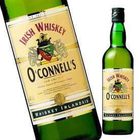 オーコネル アイリッシュウイスキー(アイリッシュ)700ml ウイスキー ウィスキー whysky【7789492】 【この商品は常温便のみでの販売となります】