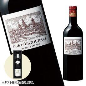 【送料無料】【ギフト箱】シャトー・コス・デストゥルネル'13(ACサンテステフ:第2級グラン・クリュ 赤 フルボディ) 赤ワイン 【7789508】