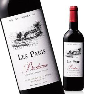 レ・パリ(ACボルドー 赤 フルボディ) 赤ワイン 【7782995】
