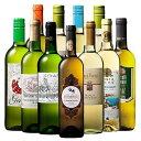 【 特別 送料無料 】 3大 銘醸地 入り! 世界 選りすぐり 白ワイン 11本 セット 第4弾【7792432】 | 金賞 飲み比べ ワ…