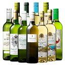 【 特別 送料無料 】 3大 銘醸地 入り! 世界 選りすぐり 白ワイン 11本 セット 第5弾【7792450】 | 金賞 飲み比べ ワ…