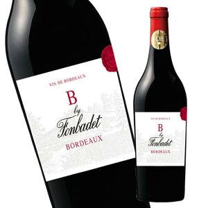 ビー・バイ・フォンバデ'17(ACボルドー 赤 フルボディ) 赤ワイン 【7775088】