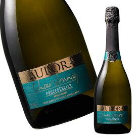 オーロラ・スパークリング・シャルドネ(白 辛口 発泡) スパークリングワイン ブラジル 【7775378】