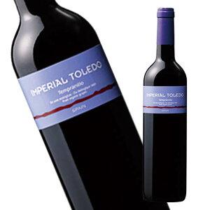 インペリアル・トレド・オーガニック(DOラ・マンチャ 赤 フルボディ) 赤ワイン 【7782946】