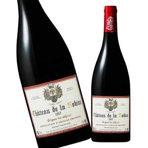 シャトー・ド・ラ・ロビヌ'17(ACグリニャン・レ・ザデマール 赤 フルボディ)赤ワイン 【7771838】