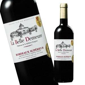 ラ・ベル・ドゥマール'17(ACボルドー・シュペリュール 赤 フルボディ)750ml 赤ワイン 【7775320】