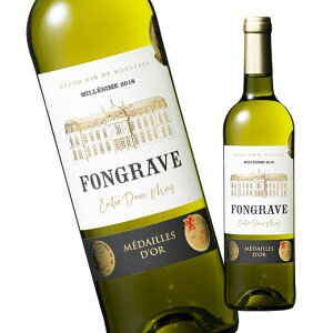 フォングラーヴ'18(ACアントル・ドゥ・メール 白 辛口) 白ワイン 【7775315】