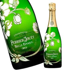 【送料無料】ペリエ・ジュエ・ベル・エポック'12(ACシャンパーニュ 辛口 発泡)スパークリングワイン 【7787745】