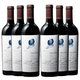【送料無料】オーパス・ワン'16 6本セット 赤ワイン ワインセット 【7793187】