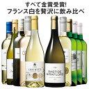 【送料無料】 【51%OFF】トリプル金賞入り!フランス金賞白ワイン10本セット 白ワイン 辛口 ワインセット 【7793223】