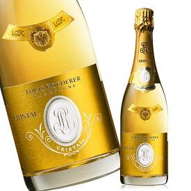 【送料無料】ルイ・ロデレール・クリスタル'12(ACシャンパーニュ 白 発泡) スパークリングワイン シャンパーニュ 【7793369】