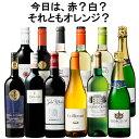 【送料無料】 【56%OFF】オレンジワイン入り!金賞多数!世界銘醸地の赤白泡ワイン12本セット 【7794802】 赤ワイン 白…