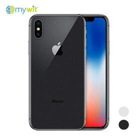 【中古】 Apple iPhone X A1902 64GB ソフトバンク [Aランク] 中古スマホ 中古 スマートフォン 本体 端末 保証付き