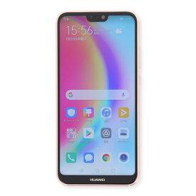 【中古】 Huawei P20 Lite HWV32 64GB au [Bランク] スマホ スマートフォン 本体 端末 保証付き