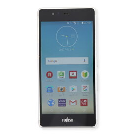 【中古】 Fujitsu Arrows M03 M03 16GB SIMフリー (楽天) [Aランク] 中古スマホ 中古 スマートフォン 本体 端末 保証付き