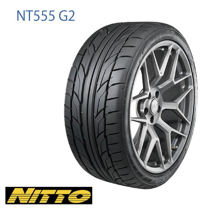 【サマータイヤ】NITTO TIRES NT555G2 245/40R19 98Y XL