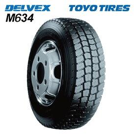 オールウェザータイヤ TOYO TIRES DELVEX M634 205/75R16 113/111N (北海道・沖縄県・全国離島は発送不可) 小型トラック用